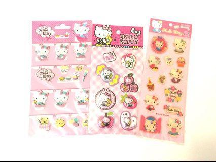 Sanrio Hello Kitty Stickers 貼紙