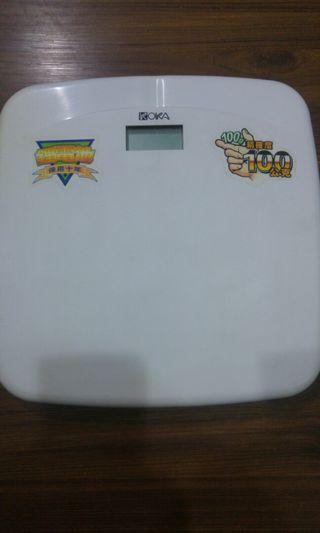 🚚 KOKA BS-2014真磅電子體重計