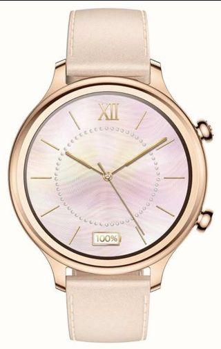 Tic Watch Rose Gold