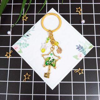 Handmade Resin Key Chain 滴胶钥匙扣
