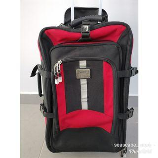 Original Jeep Convertible Luggage to backpack