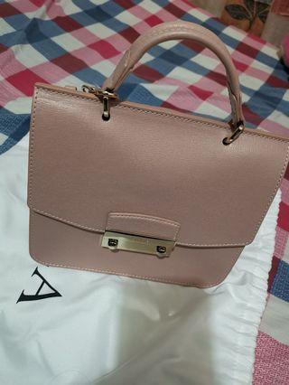 Furla Julia top handles crossbody bag