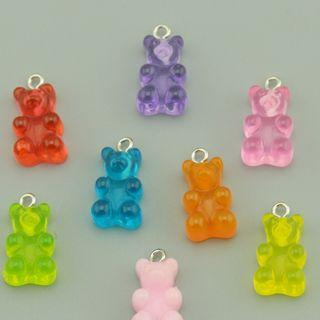 {preorder} Resin Gummy Bear Charms