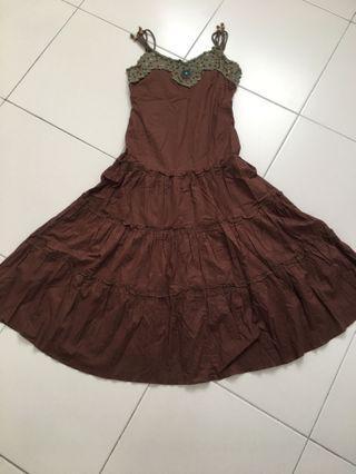 RAYA PROMO! Boho Dress #CarouRaya