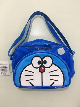 BNWT Doraemon Sling Bag