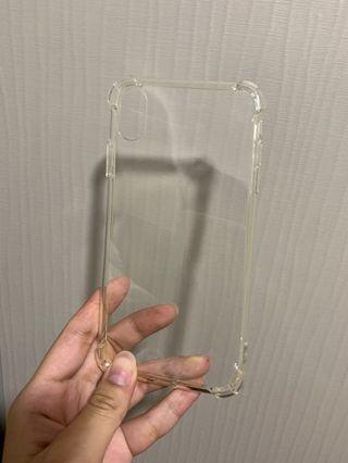 🚚 iphone xs max clear case