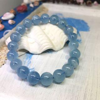 5A海藍寶手串