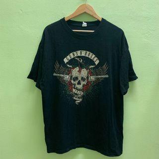 Guns N Roses Tour 2016 Tshirt