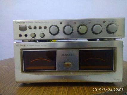 qisheng pre N power amp