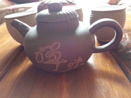 生活禪茶具組