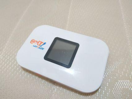 Modem Bolt unlock only Telkomsel