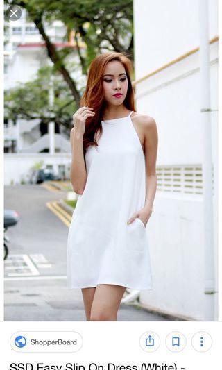 🚚 Shopsassydream Easy Slip-On Dress