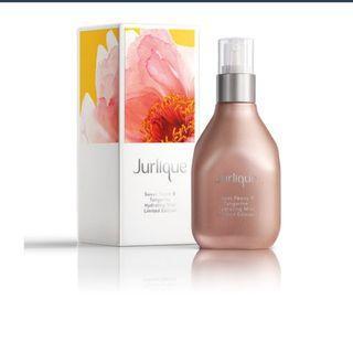*專櫃貨* 1件8折特價!2件72折!Jurlique 限量 Sweet Peony and Tangerine Hydrating Mist Limited Edition