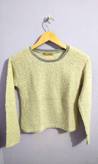 Sweater creme