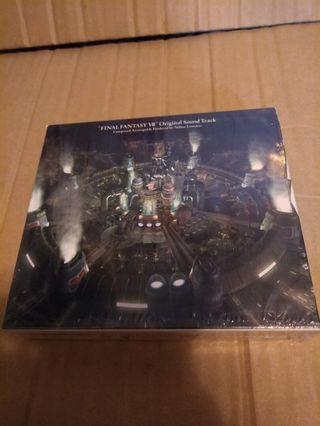 全新未開封 (平售$)+包平郵 (不另再折) Final Fantasy VII ost 日版4cd (可payme/滙豐/中銀) whatspp 96509051 (屯門區或各區港鐵站面交)