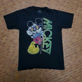 Walt Disney Mickey Mouse T Shirt