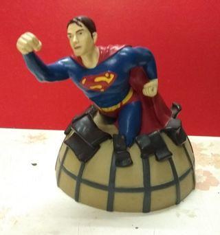 懷舊收藏 Superman return錢罂 錢箱