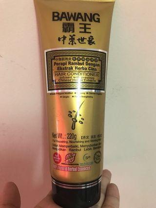 Conditioner bawang jackie chan (herba cina)
