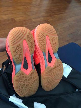 The Badminton shoess!!
