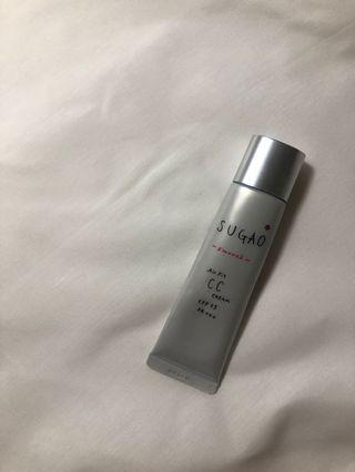 面部產品買三送一 sugao cc cream 01