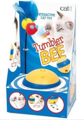 "Cat toys ""Catit Tumble Bee"""