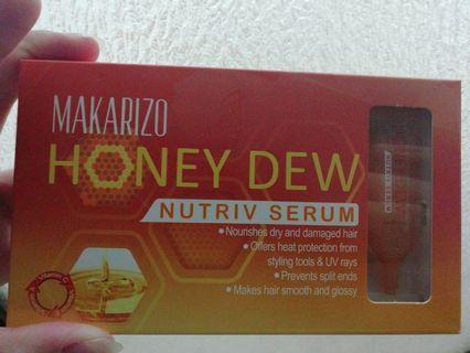 Makarizo Honey Dew Nutriv Serum