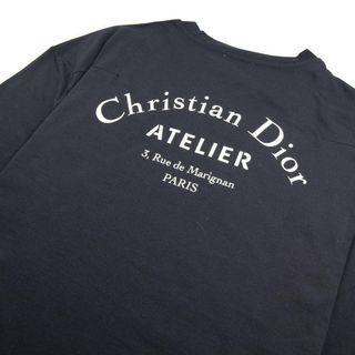 Christian Dior Homme Atelier Logo Tee
