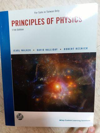 Wiley 普通物理 Principles of Physics 11th Edition