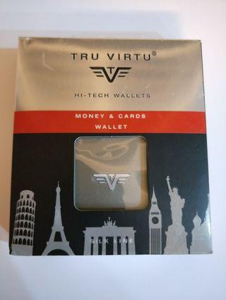 TRU VIRTU RFID Safe Wallet