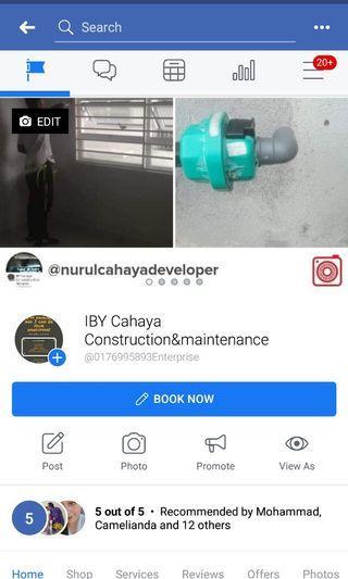 Tukang Servis Paip Sumbat Dan Plumber Selangor