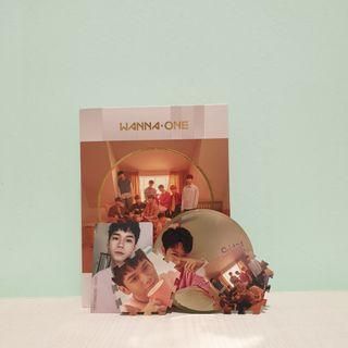 Wanna One Album - I Promise You Day Ver