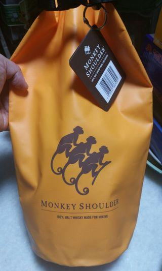 Limited Edition MONKEY SHOULDER dry bag