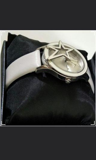 Thierry Mugler Women's White Wrist Watch