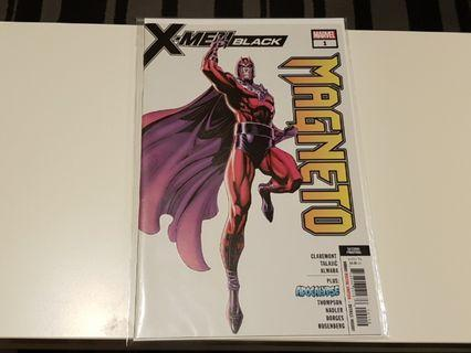 X-Men Black: Magneto