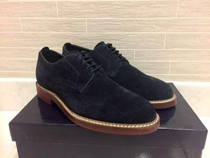 Brand New Mens KG Kurt Geiger Leather Suede Shoes