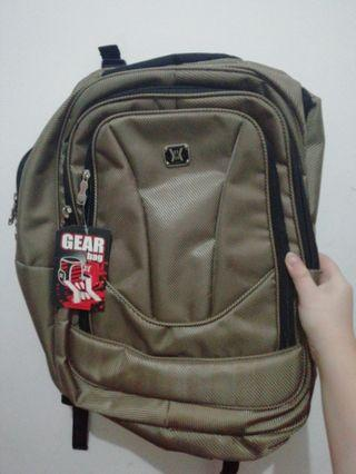 Gearbag Backpack With Rain Cover