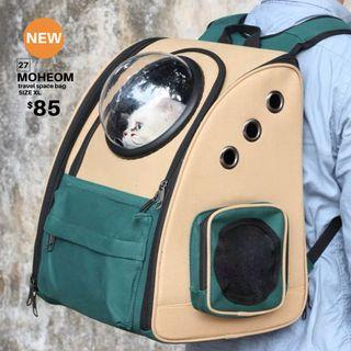 【Brand New/New Arrival】MOHEOM travel space bag