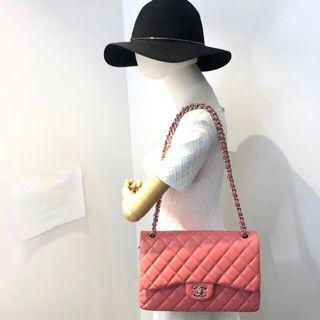 Authentic Pre-loved Chanel Jumbo Lambskin Double Flap Bag