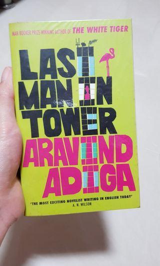 🚚 Last Man in Tower by Aravind Adiga