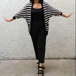 Stripes Cardigan / Stripes Outer