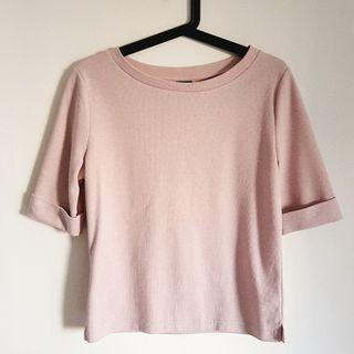 🚚 Pale pink blouse