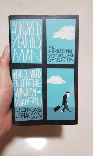 🚚 The Hundred-Year-Old Man Who Climbed Out the Window and Disappeared by Jonas Jonasson