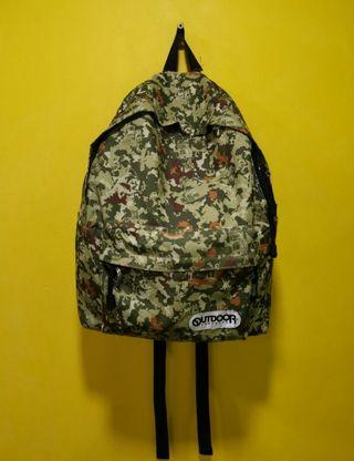 Outdoor Products Backpack Star Wars Camouflage Pattern Design Japan Limited