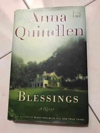 Anna quindlen - Blessings