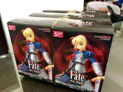 Good Smile Fate Stay Night Trading Figure (Set of 6)