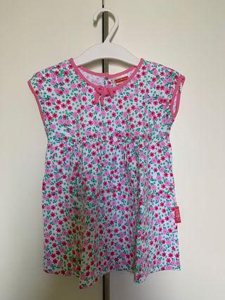 🚚 Baby floral dress (9-12 months)