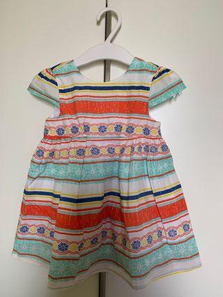 🚚 Baby Poney dress (6-12 months)