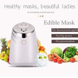 DIY Fruit Facial Mask Maker