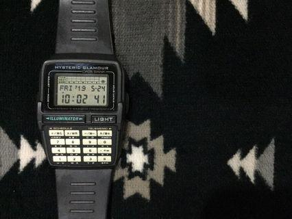 CASIO X HYSTERIC GLAMOUR