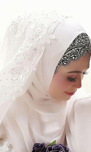 Veil for nikah